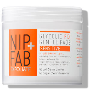 NIP+FAB Glycolic Fix Gentle Pads 145ml