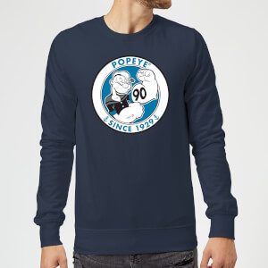 Popeye Popeye 90th Sweatshirt - Navy