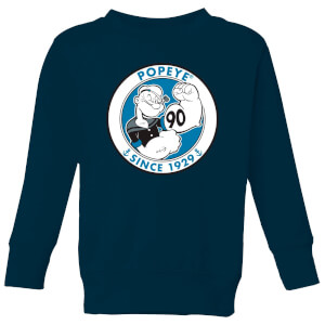Popeye Popeye 90th Kids' Sweatshirt - Navy