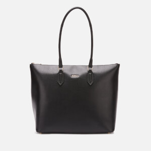 Furla Women's Pin M Tote Bag - Onyx