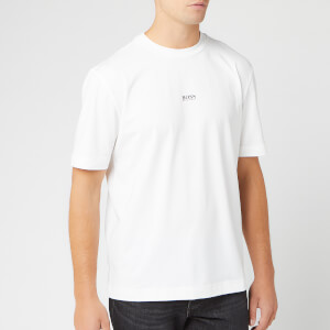BOSS Men's Tchup Central Branded T-Shirt - White