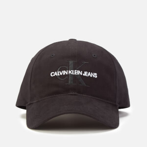 Calvin Klein Jeans Women's Monogram Cap - Black Beauty