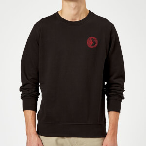 Hellboy B.P.R.D. Hero Pocket Sweatshirt - Black