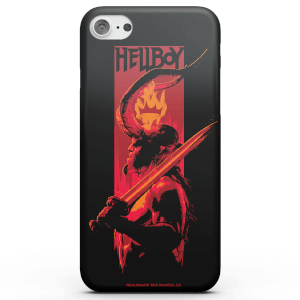 Hellboy Hail To The King Phone Case for iPhone and Android