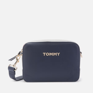 Tommy Hilfiger Women's Corporate Crossover Bag - Navy