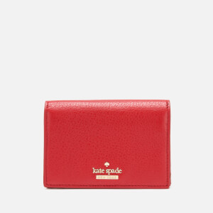 Kate Spade New York Women's Gabe Wallet - Heirloom Red