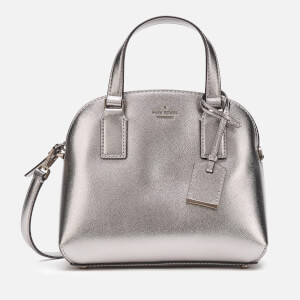 Kate Spade New York Women's Small Lottie Bag - Anthracite