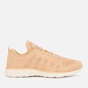 Athletic Propulsion Labs Women's Techloom Pro Trainers - Sunkissed/Pristine
