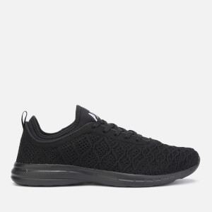 Athletic Propulsion Labs Men's Techloom Phantom Trainers - Black/Black/White