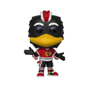 NHL Blackhawks Tommy Hawk Pop! Vinyl Figure