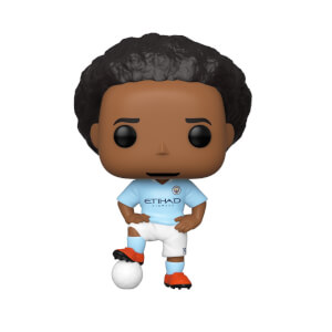 Manchester City Leroy Sane Football Pop! Vinyl Figure