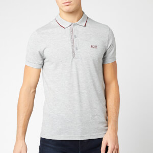 BOSS Men's Paule 4 Polo Shirt - Grey