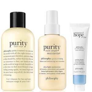 philosophy Caggie Dunlop Hope & Grace Skin Collection (Exclusive Bundle)