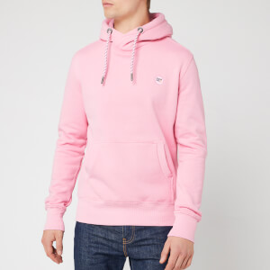 Superdry Men's Collective Hoodie - Prep Pink