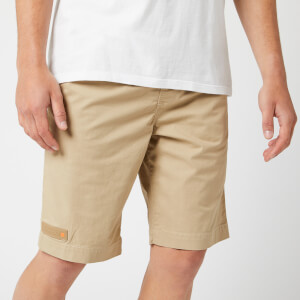 Superdry Men's World Wide Chino Shorts - Grain Khaki
