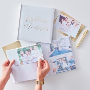 Ginger Ray Wedding Memories Photo Album