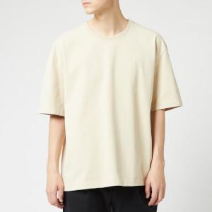 Maison Margiela Men's Oversize T-Shirt - Ochre