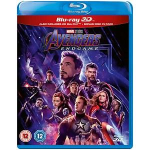 Avengers: Endgame - 3D