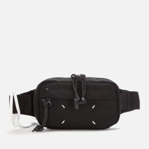 Maison Margiela Men's Ripstop Waist Bag - Black