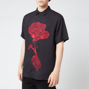 Ksubi Men's No Daisy Shirt - Black