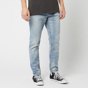 Ksubi Men's Wolf Gang Mortal Jeans - Denim