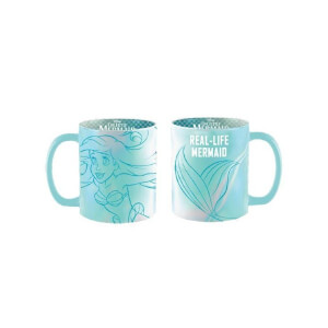 Funko Homeware Disney The Little Mermaid Real-Life Mermaid Mug 20oz