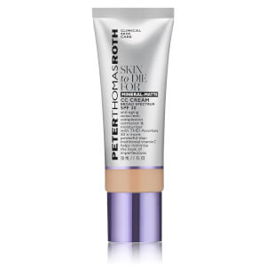 Peter Thomas Roth Skin to Die For CC Cream 30ml - Light