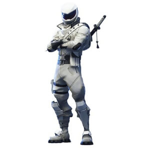 "McFarlane Toys Fortnite Overtaker 7"""" Premium Action Figure"