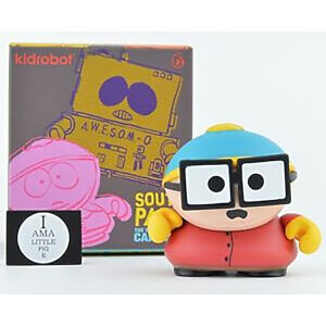 Kidrobot South Park Many Faces of Cartman Vinyl Mini-Figure