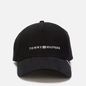 Tommy Hilfiger Men's Uptown Cap - Black