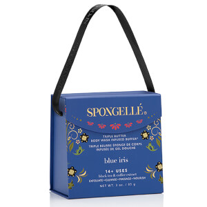 Spongelle Romanticism Collection - Blue Iris