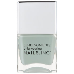 nails inc. Send Nudes Rude not to Nail Varnish 14ml