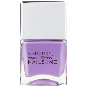 nails inc. NailPure it's Cool to be Kind Nail Varnish 14ml