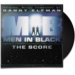 Enjoy the Ride - Édition 20ème Anniversaire de Men In Black [Album Original de Danny Elfman]
