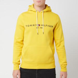 Tommy Hilfiger Men's Tommy Logo Hoodie - Sulphur