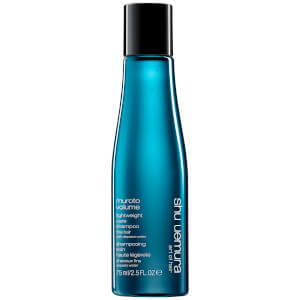 Shu Uemura Art of Hair Muroto Volume Shampoo 75ml (Free Gift)