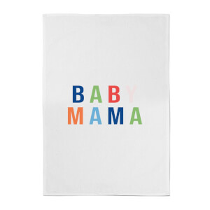 Baby Mama Cotton Tea Towel