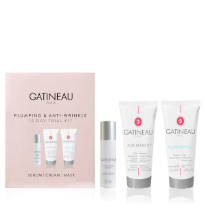 Gatineau 14 Day Plumping and Anti-Wrinkle Trial Kit (Worth £49.60)