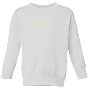My Little Prince Kids' Sweatshirt - White