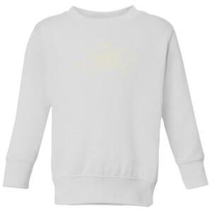 My Little Prince Kids' Sweatshirt - White