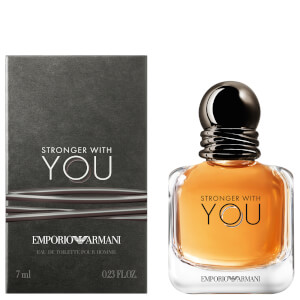 Emporio Armani Stronger with you Eau de Toilette Mini 7ml (Free Gift)