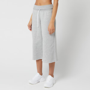 Reebok Women's Wide Leg Pants - Medium Grey Heather
