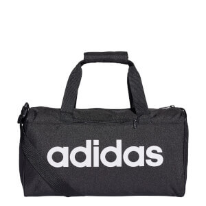 adidas Linear Core Duffle Bag - XS - Black