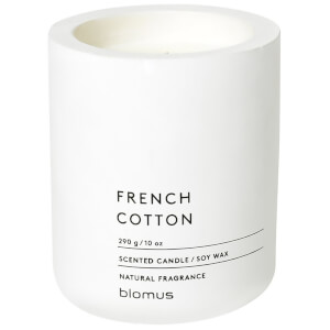 Blomus Fraga Scented Candle - French Cotton