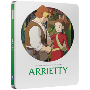 Arrietty - Zavvi Exclusive Limited Editie Steelbook