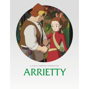 Arrietty - Zavvi Exclusive Steelbook