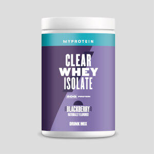 Clear Whey Isolate - Suco de Proteína Isolada