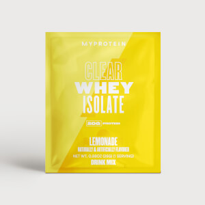 Clear Whey Isolate - Suco de Proteína Isolada (Amostra)