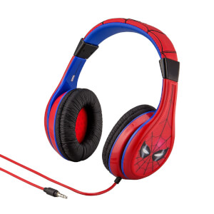 Marvel Spider-Man Headphones with Kid Safe Technology