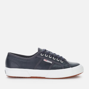 Superga Men's 2750 Efglu Trainers - Blue Navy